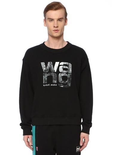 Alexander Wang Sweatshirt Siyah